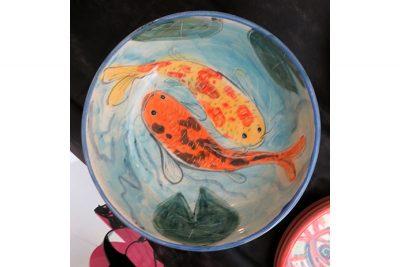 Ceramic Plate 2 – 2016
