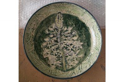 Ceramic Plate 3 – 2016