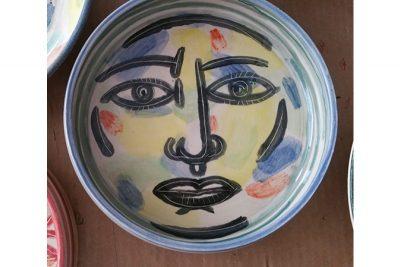 Ceramic Plate 6 – 2016