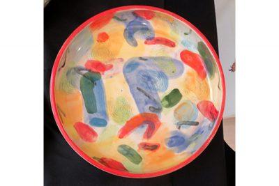 Ceramic Plate 8 – 2016