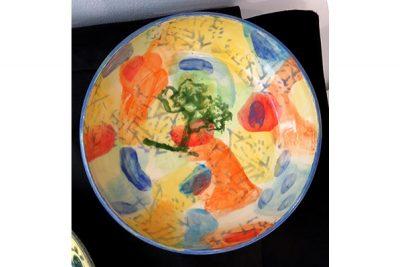 Ceramic Plate 9 – 2016