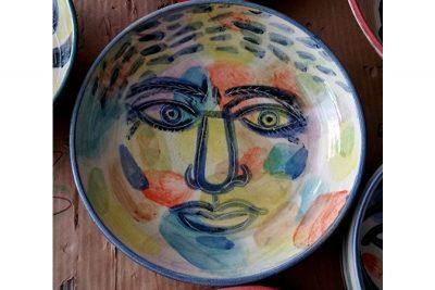 Ceramic Plate 10 – 2016