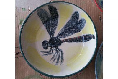 Ceramic Plate 11 – 2016