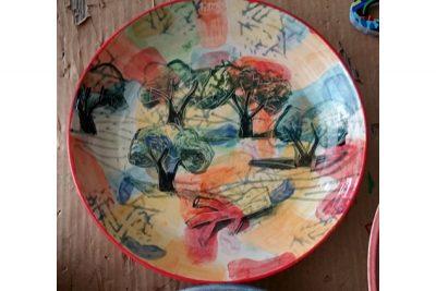 Ceramic Plate 13 – 2016