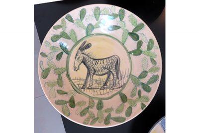 Ceramic Plate 19 – 2016