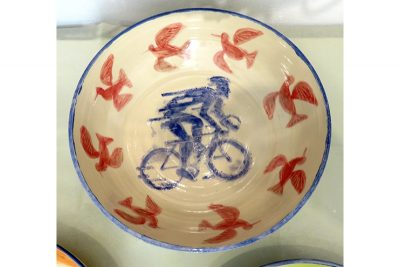 Ceramic Plate 21 – 2016
