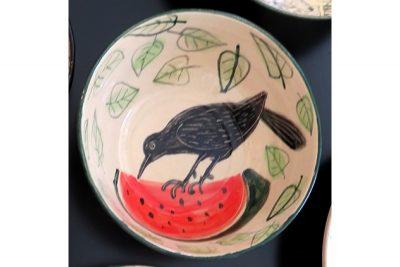 Ceramic Plate 28 – 2016