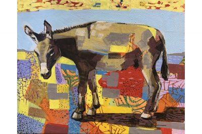 Palestinian Donkey 07