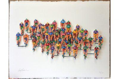 Tour De France – Horizontal