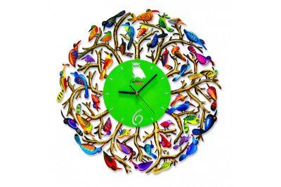 Nature Time Clock