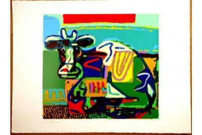 Favorite cow