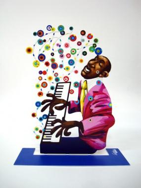 Pianist-jazz