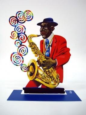 Saxophonist – jazz
