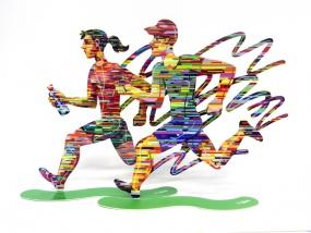Joggers – jogman + jogwoman