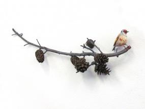 Pine branch 8