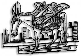 Donkey 08
