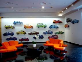 Cars at Shlomo Sixt