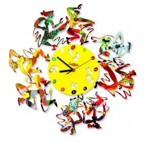 Disco Time Clock