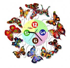 Spring Time Clock