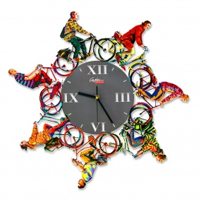 Riding Time Clock