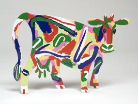 Cow israela