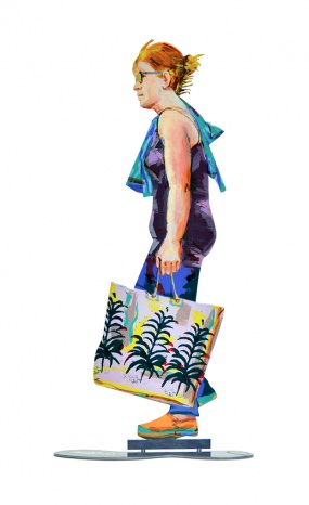 Walker With Shopping Bag – 18