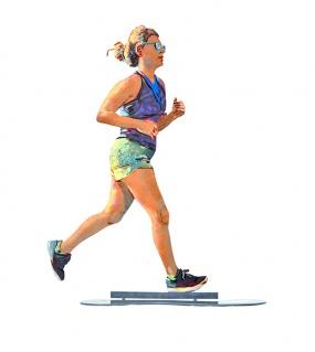 Lady Runner – 41