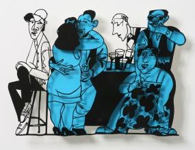 Bar scene sao paulo