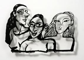 Three girls 01