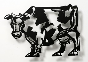 Lonely cow 08